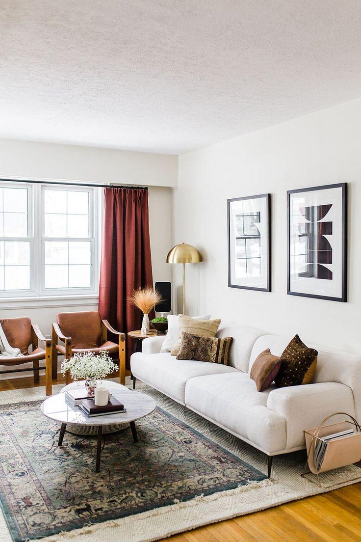 Home Decorating Trends 2021 24 Popular Interior Decor Ideas Living Room Decor Neutral Trending Decor Neutral Living Room