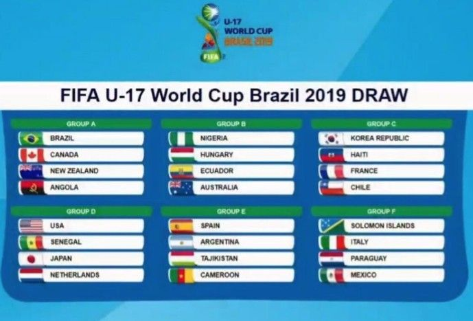 The Ultimate Guide To The 2019 Fifa U 17 World Cup In Brazil Top Soccer Blog World Cup Fifa Nations Cup