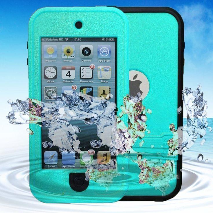 iPod Touch 5 Waterproof Case KINGCOOL(TM) Waterproof ...