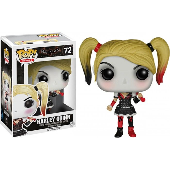 Pop! Vinyl - Batman - Arkham Knight - Harley Quinn