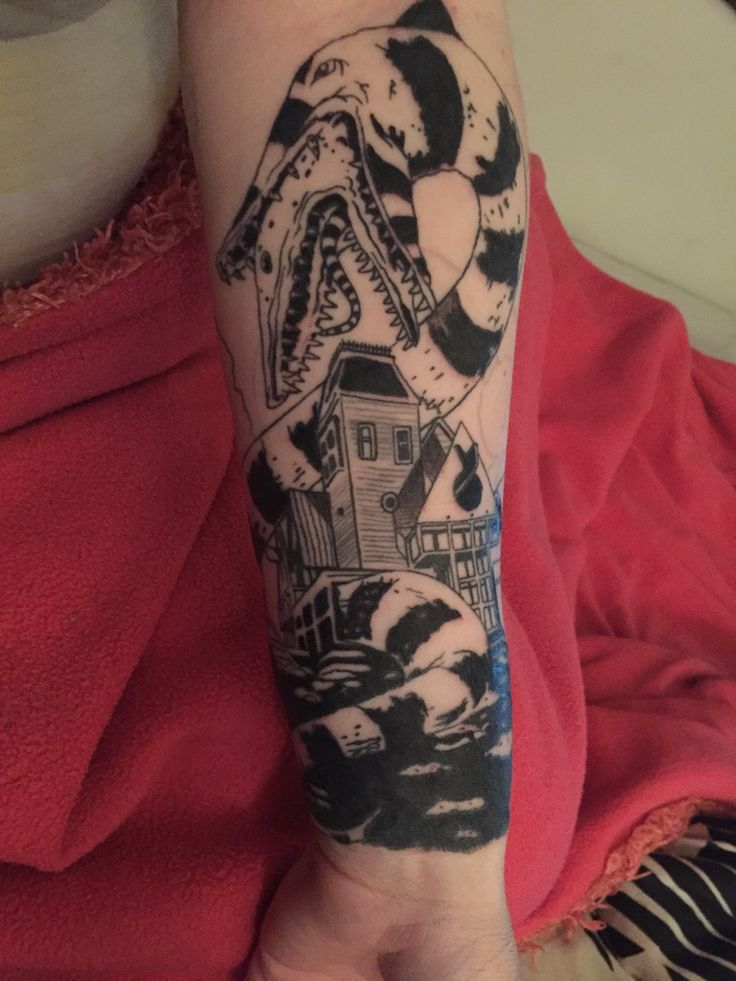 TATTOOS.ORG - tattoos-org:   Beetlejuice  Submit Your Tattoo...
