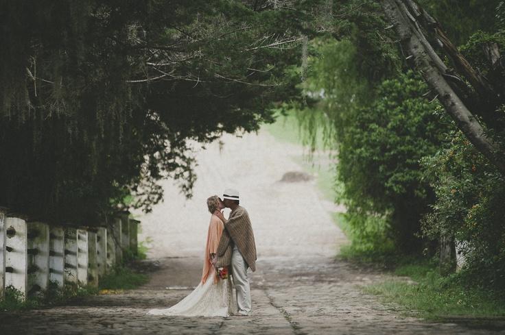 Matrimonio en villa de Leyva <3