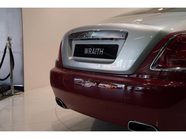 2014 Rolls-Royce Wraith Wraith for sale