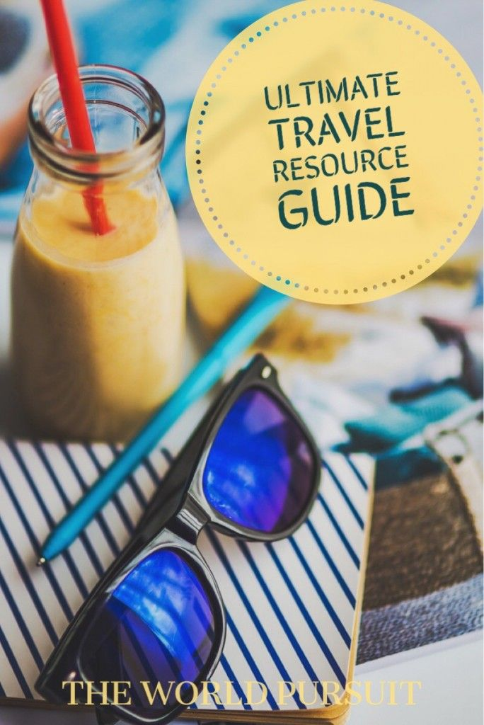 How do we travel around the world? What airlines do we use? Where do we stay? What gear do we buy for our trips? We compiled all of our favorite travel resources in to one comprehensive list.