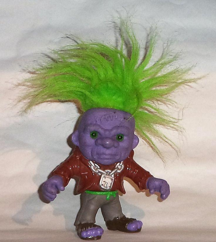 Franken Troll, Battle Trolls, Hasbro 1992.