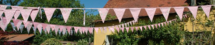 The Vintage Bunting Hire CompanyThe Vintage Bunting Hire Company | You think of it, we'll make and hire it…