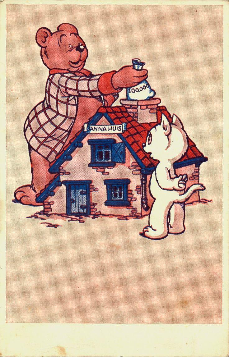 Janna - Huis kaart 1954