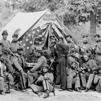 Civil War Pictures Of Soldiers | civil war soldiers