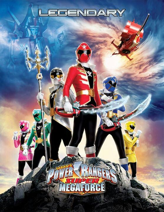 Power Rangers Super Megaforce super stroked for this!!!!!!