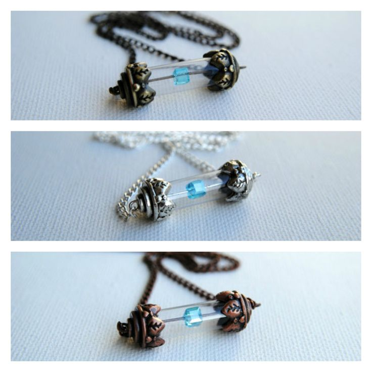 Tesseract Necklaces, Unlimited Power in a convenient portable design! Available in Bronze, Silver,
