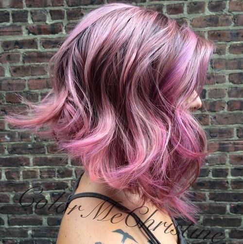 pink and purple hair styles 187 best images about hair color on 3957 | 202d901524aa0e56580062d258984b72