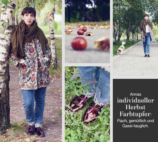 Anna, die bei Kalinkakalinka.de über Fashion, Kunst und Design berichtet, zeigt uns den Mauerpark mit viel Natur und Auslauf für den Hund.