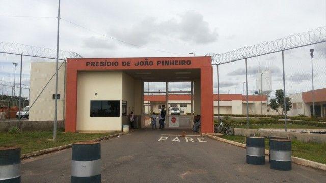 #News  Detento é encontrato morto dentro de cela em Presídio de João Pinheiro