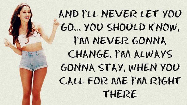 Ariana Grande - Right There (feat. Big Sean) (HD Lyrics ...