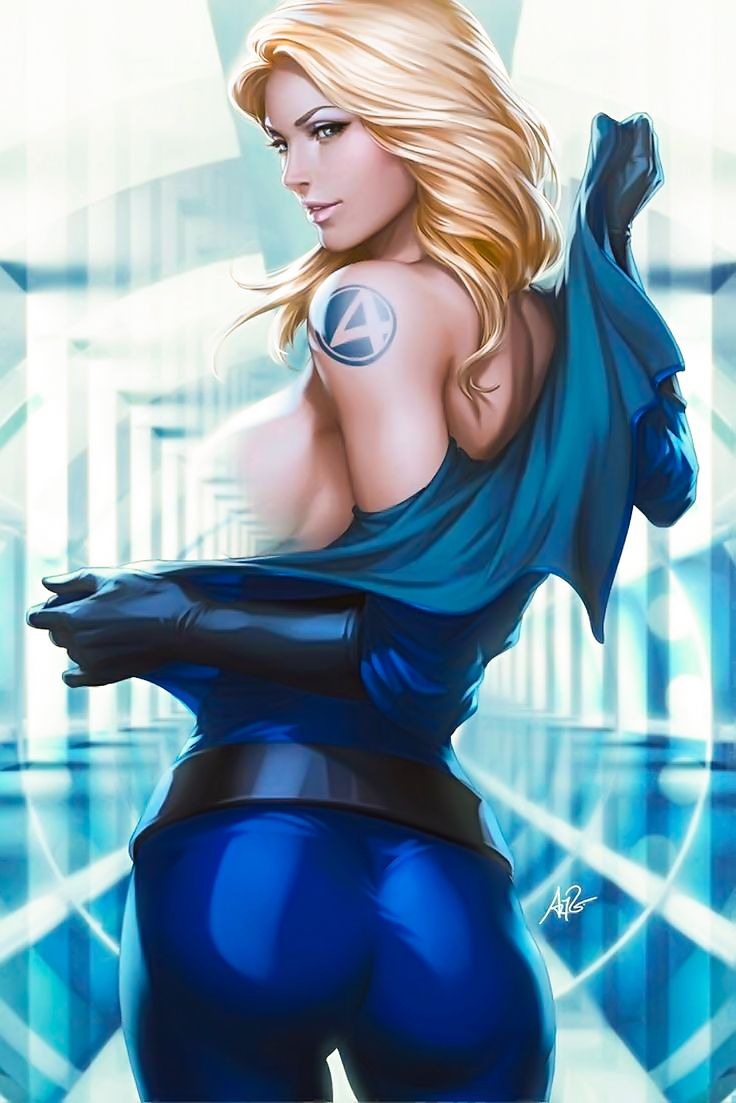 Image result for sexy invisible woman