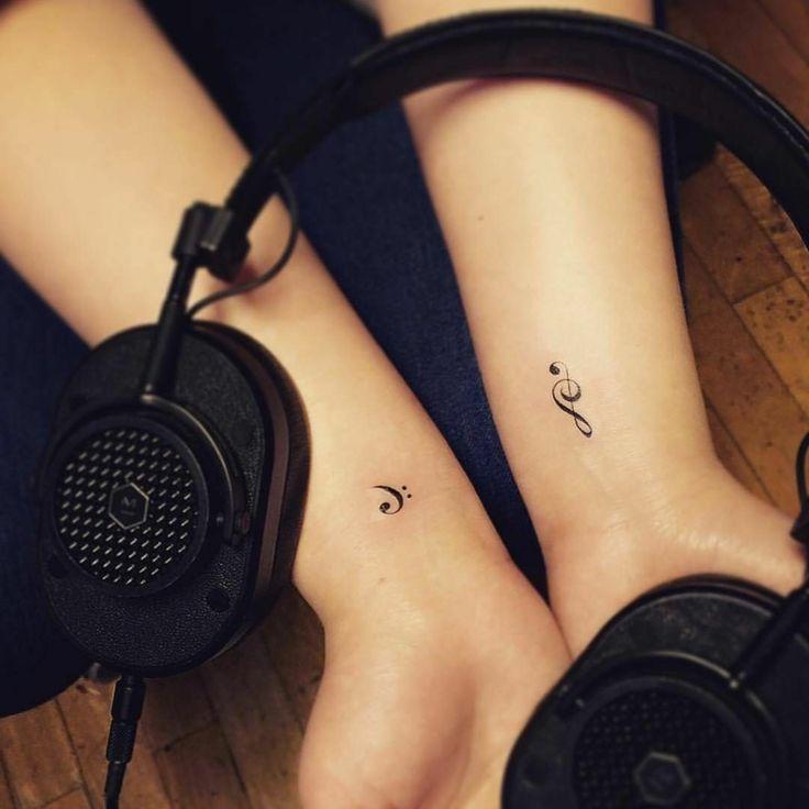bellissimi tatuaggi piccoli particolari femminili sul ...