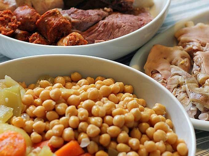 Cocido Foodmorning suave y espectacular