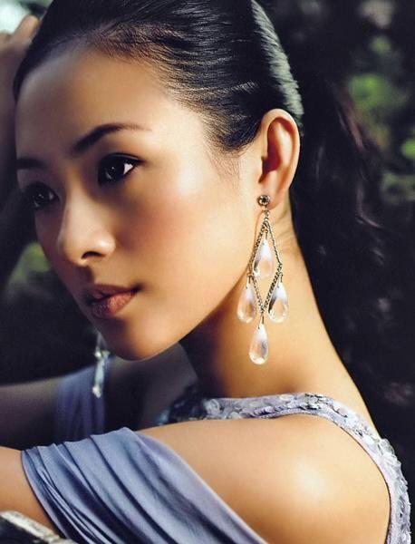 Asian beauty ♥ Zhang Ziyi