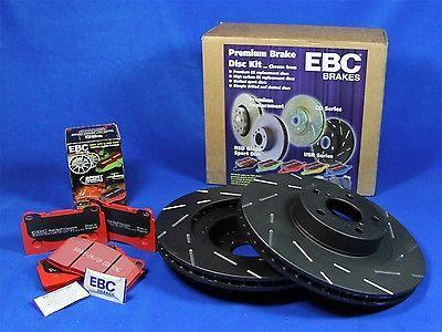 EBC Brakes S4KF1288 Stage 4 Signature Brake Kit 07-12 CX-9 Incl. Rotors and Pads