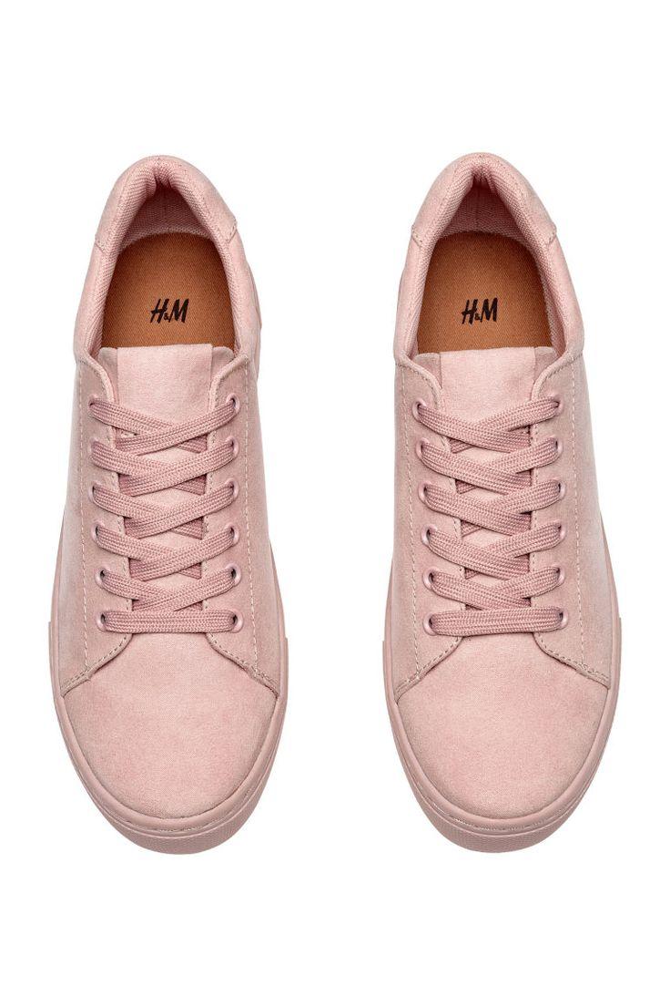 Sneakers - Lys rosa - DAME   H&M NO 2