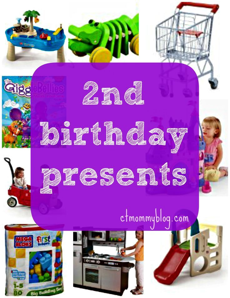 Best Toddler Toys for Two Year Olds; 2nd Birthday Presents