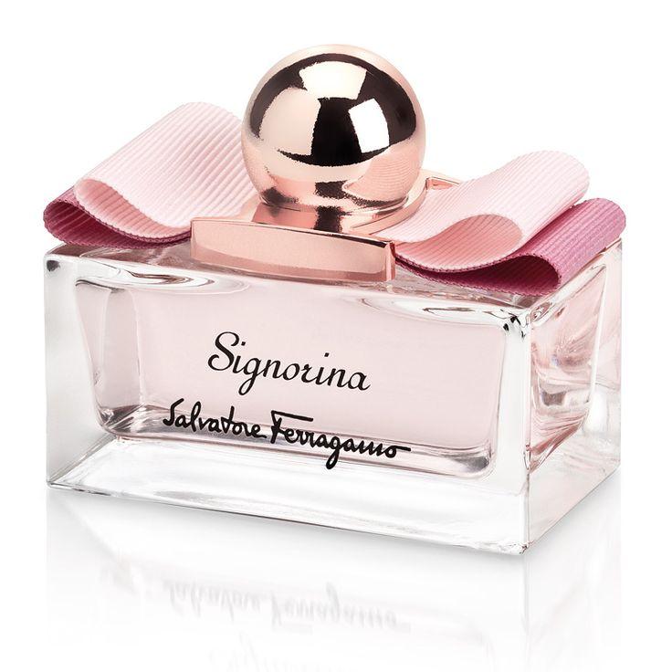 perfect for a lady, Signorina by Salvatore Ferragamo
