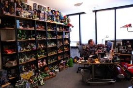 Pixar Headquarters and the Legacy of Steve Jobs