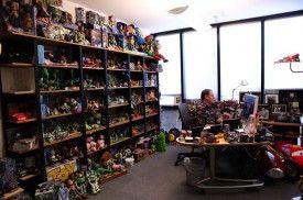 Pixar offices