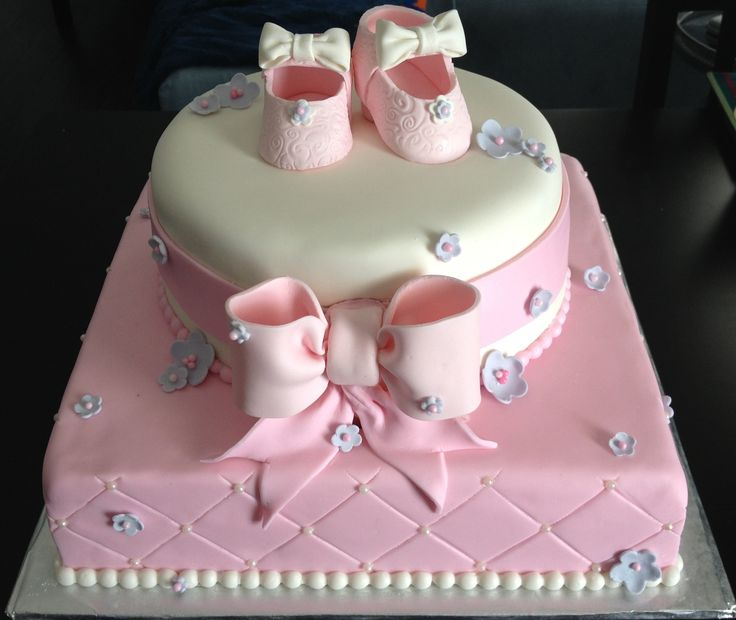 Cake Decorating For Baby Girl Shower : 25+ best ideas about Baby Shower Sheet Cakes on Pinterest ...