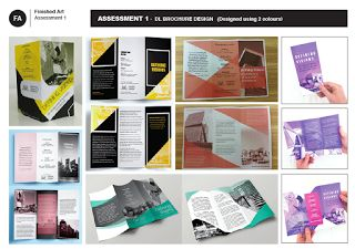 DIPLOMA OF GRAPHIC DESIGN: Finished Art