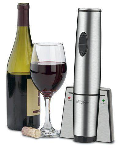 Wine-Bottle-Opener-Portable-Electric-Corkscrew-Cork-Remover-Recharging-Station