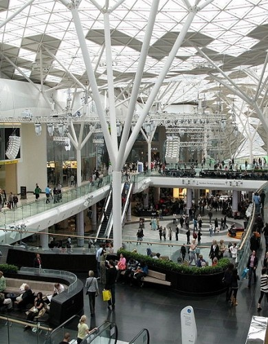 Retail Design | Shopping Mall | Westfield Shopping Centre