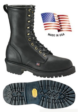 MADE IN USA   Work Boots   30% OFF NEW YEAR COUNTDOWN SALE!   Union Made   FREE…