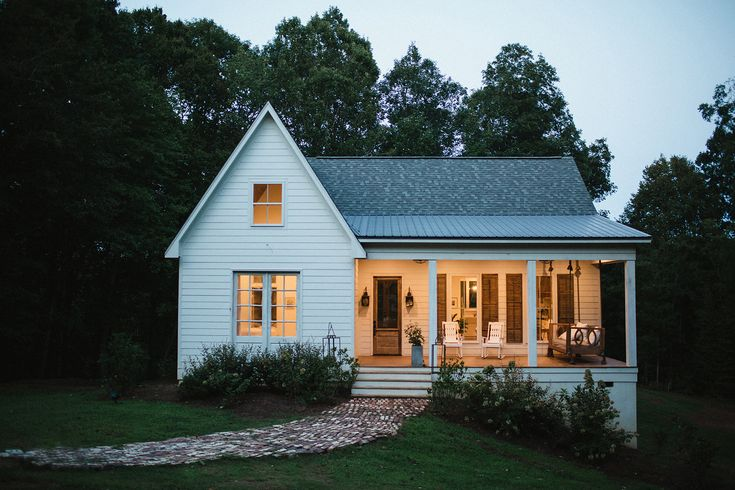 A Mississippi Home That Gave New Life to an Old Farmhouse via Design*Sponge