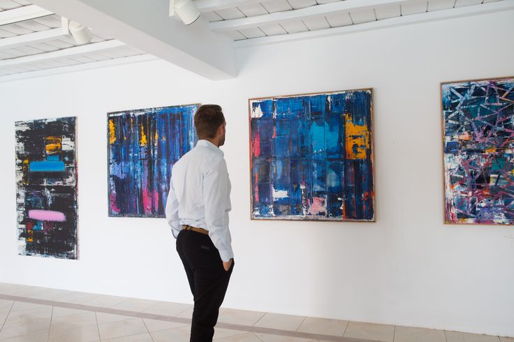 The Kivotos Art Projects is a series of contemporary art exhibitions featuring the works of distinguished Greek artists, in the fields of painting, sculpture, photography, video, multimedia, and installation.