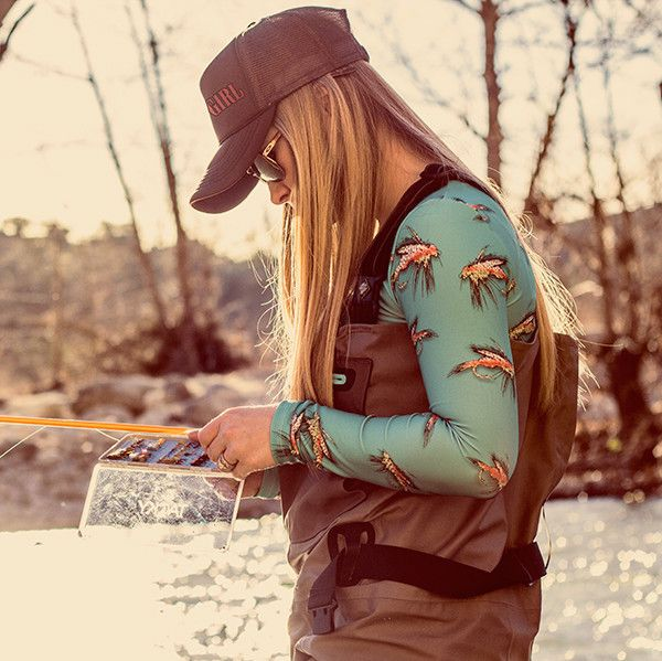 Dry Fly Fishing Shirt