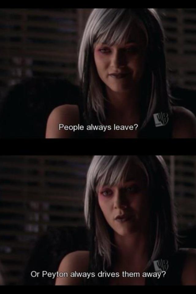 Peyton Sawyer love her ❤