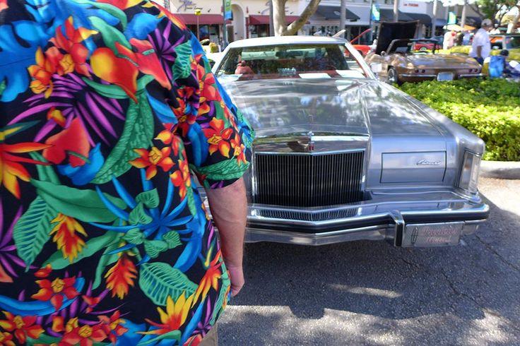 Classic Car Show Hollywood,Miami  #MiamiTiamo #ClassicCar