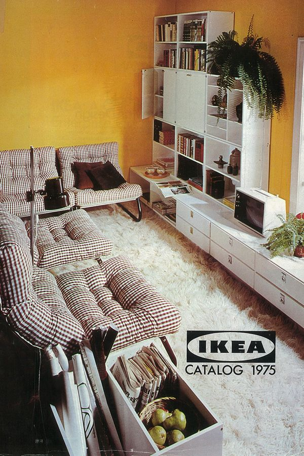 The 1975 IKEA catalogue   the year IKEA arrived in Australia. 42 best IKEA Catalogue Covers images on Pinterest