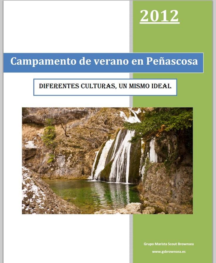 Información completa sobre el campamento scout de este verano en Peñascosa. ¡Anímate y participa!
