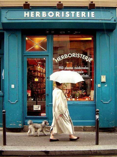 Herboristerie - Paris