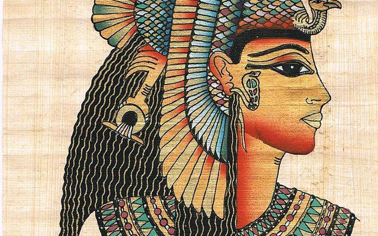 cleopatra papyrus