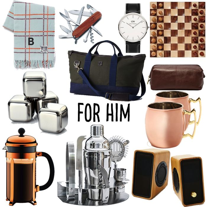 High Quality Gifts For Him
