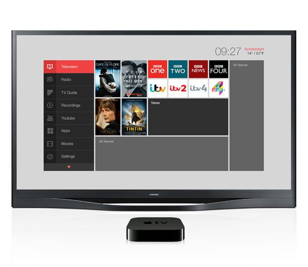 Middleware IPTV User Interface on Behance