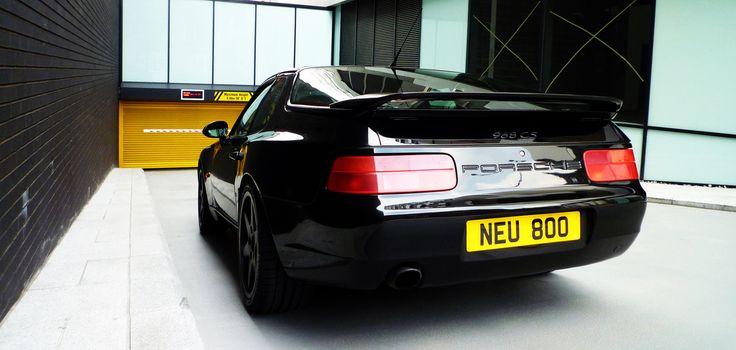 All sizes | Porsche 968 Club Sport | Flickr - Photo Sharing!