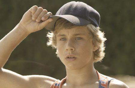 childhood crush on david from the sandlot 2 <3