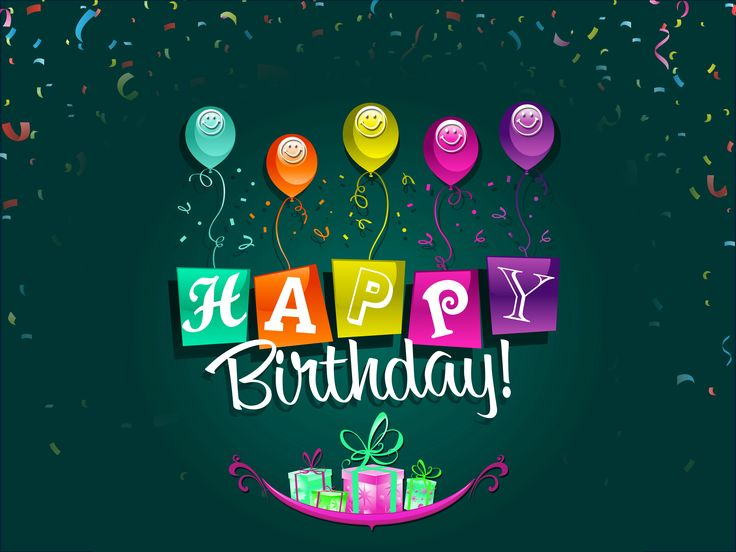 118 best Birthday Wallpaper images on Pinterest Happy