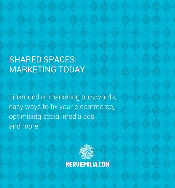 Most overused marketing buzzwords in LinkedIn profiles, optimising Twitter and Facebook ads, fixing your e-commerce easily and more. This week's Shared Spaces gets into the current state of marketing.