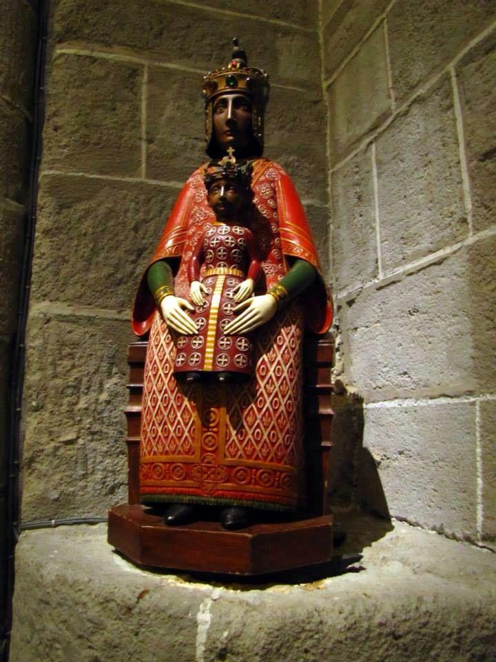 Vierge noire le Puy en Velay