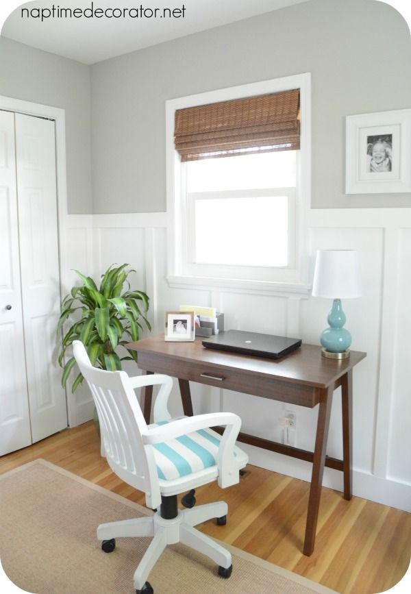 Before And After Home Office Makeover Pinterest The
